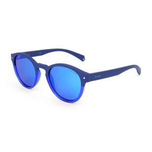 Polaroid sonnenbrille 6042/SPJP/5X unisex blau mit Spiegelglas