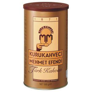 Türkischer Kaffee Kurukahveci Mehmet Efendi Türk Kahvesi Fein Gemahlen 500g