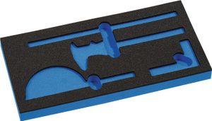 PROMAT Werkzeugmodul Leereinlage 1/3-Modul 4000 871 253,4-tlg.PROMAT