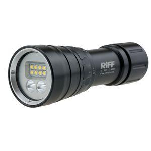 Riff TL 4000 Tauch- und Videolampe max. 2600 Lumen
