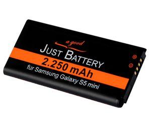Akku für Samsung Galaxy S5 mini SM-g800F