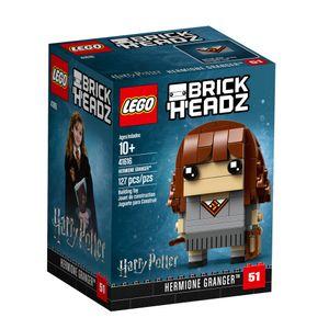 LEGO BrickHeadz Hermione Granger - 41616, Bausatz, Junge/Mädchen, 10 Jahr(e), 127 Stück(e)