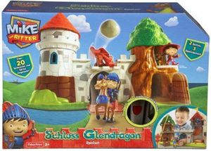 Mattel Fisher-Price BDN31 - Mike der Ritter Schloss Glendragon