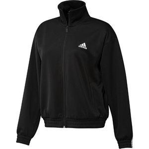 Adidas W Mh Track Jkt Black S