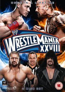 WWE WrestleMania 28, Blu-ray, Sport, 2D, Deutsch, Englisch, Spanisch, Französisch, Niederländisch, Englisch, 498 min