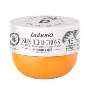 Babaria Zanahoria Gelatina Spf15 300Ml
