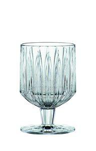 Nachtmann Vorteilsset 2 x  4 Glas/Stck Universalkelch 651/0 Jules  101978 und Gratis 1 x Trinitae Körperpflegeprodukt