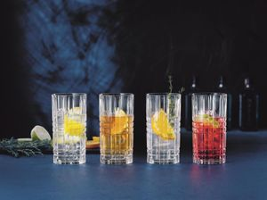 Nachtmann Set 12-teilig Highland Longdrink + Whisky 100692