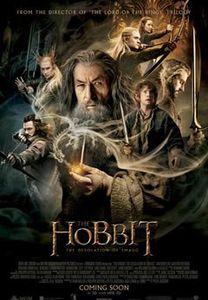 Warner Home Video The Hobbit: The Desolation of Smaug, Blu-ray, Abenteuer, 2D, Englisch, USA, Extended edition