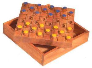 Dame aus Holz 14,5 cm - Holz-Spiel