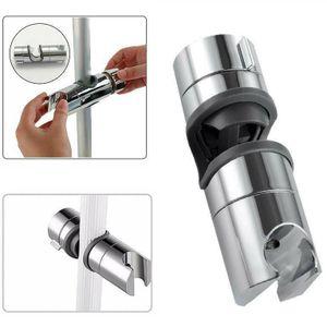 Miixia Duschkopfhalter Handbrause Halterung Duschkopf Halterung 20-25mm Verstellbar Grau