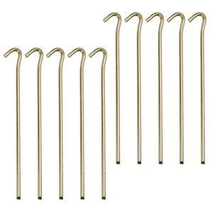 10T PEG IT 10RH 30SV - Stahl Zelt-Hering 10er-Set, ø 8mm x 30 cm