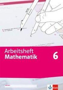 Arbeitsheft Mathematik. Teilbarkeit, Winkel und Kreise, Brüche, Symmetrie und Abbildungen, Dezimalzahlen und Größen, Flächen- und Rauminhalte, Daten und Zufall