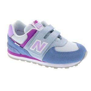 New Balance Mädchen Sneakers in der Farbe Blau - Größe 26
