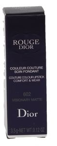 Christian Dior Rouge Dior Lipstick 3.5g - 602 Visionary Matte