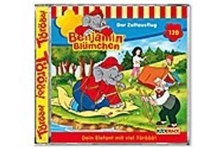Benjamin Blümchen - Der Zeltausflug