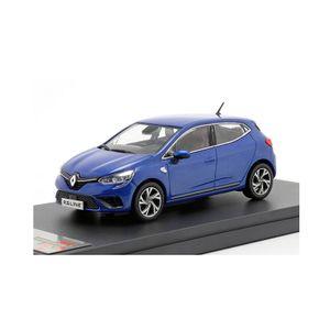 Renault Clio RS Line 2019 blau metallic Modellauto 1:43 Premium X Models