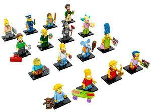 Lego Minifiguren - The Simpsons The Simpsons, LEGO, 5 Jahr(e), Multi