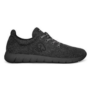 GIESSWEIN Herren Sneaker Merino Wool Runners anthrazit 47
