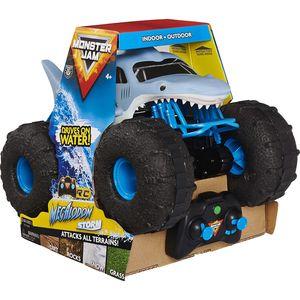Spin Master 13651 Monster Jam Megalodon Storm Amphibienfahrzeug