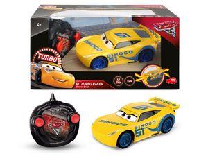 Disney Cars 3 RC Fahrzeug Turbo Racer Cruz Ramirez
