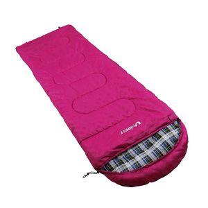 Unibest Deckenschlafsack Baumwolle Innen NS70 pink Reißverschluss rechts