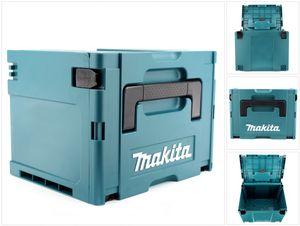 Makita Makpac 4 Werkzeugkoffer Transportkoffer - ohne Einlage