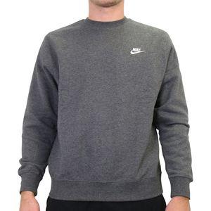 Nike Sportswear Club Sweatshirt Herren Dunkelgrau (BV2662 071) Größe: XL