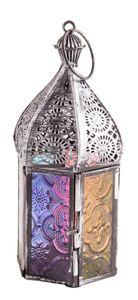 Berk L-10 Orientalisches Licht 1001 Nacht Laterne zum Aufhängen ca 17cm