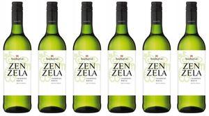 6x Zenzela Charming White 0 – Weingut Simonsvlei Estate, Paarl – Weißwein