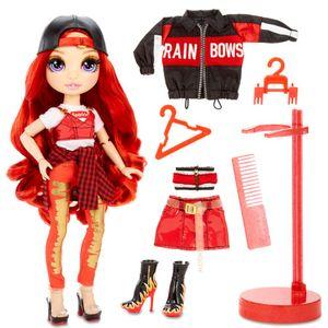 MGA Entertainment 569619E7C Rainbow High Fashion Doll- Ruby Anderson