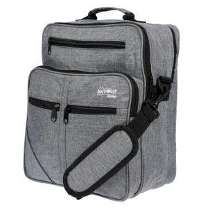 Flugumhänger Herren Damen Tasche Arbeitstasche Umhängetasche Handgepäck Bag