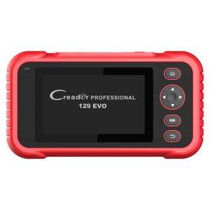 LAUNCH Creader Professional 129 EVO // OBD2 Diagnosegerät // 7 Service Funktionen // über 50 Fahrzeughersteller