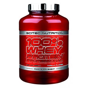 Scitec Nutrition Whey Protein Professional 2350g Vanille