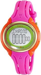 Timex Ironman Damen SLEEK 50 MID-SIZE PINK COLOR BLOCK TW5M02800