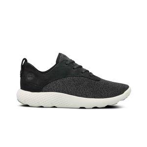 Timberland FlyRoam Herren Stiefel Schwarz Schuhe, Größe:43