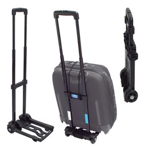 Mini Sackkarre klappbar Koffer - Trolley 25Kg Gepäckkarre Griff höhenverstellbar Transportkarre Getränkekisten
