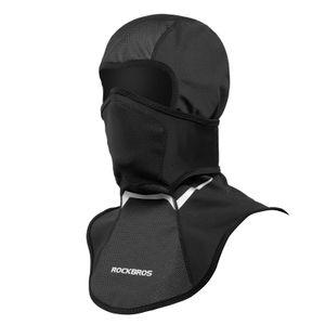 ROCKBROS Balaclava Sturmhaube Winter Gesichtsmaske Fahrrad Motorrad Ski Maske