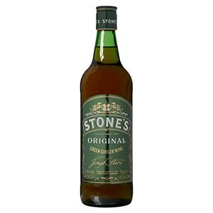 Stones Original Green Ginger Wine Fruchtwein mit Rosinen und Ingwer 700ml