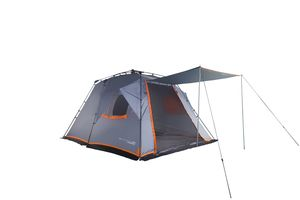 Where Tomorrow Familienzelt 5-Personen Zelt mit Sonnendach - 300x395x200 cm