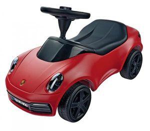 BIG Outdoor Spielzeug Fahrzeug Bobby Car Baby Porsche 911 rot 800056353