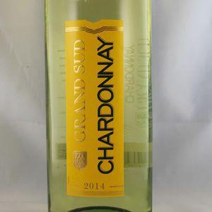 Weißwein Frankreich  Chardonnay Grand Sud (6x1,0l)
