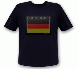 Deutschland Shirt Größe - XL