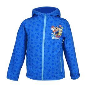 Paw Patrol Softshelljacke Kinder Regen Wind Jacke Windbreaker Regenjacke blau, Größe:104