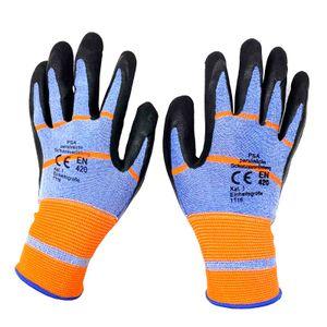 12 Paar Arbeitshandschuhe Ultra Flex Gartenhandschuhe Latexhandschuhe Garten Arbeits Handschuhe Schutzhandschuhe
