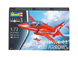 Revell 04921 1:72 BAe HAWK T.1 RED ARROWS