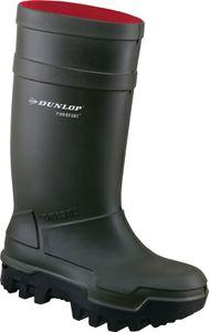 Dunlop Stiefel Purofort Thermo+ grün S5 Gr. 10