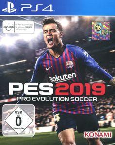 Pro Evolution Soccer 2019 - Konsole PS4