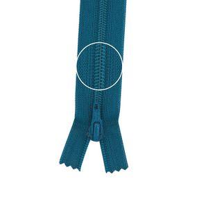 YKK Reißverschluss Kunststoffspirale nicht teillbar 3mm 12cm 020 türkisblau