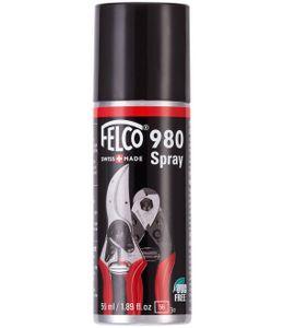 Felco Spray für Baum- und Kabelscheren, VOC- frei, Wartungsprodukt Felco 980